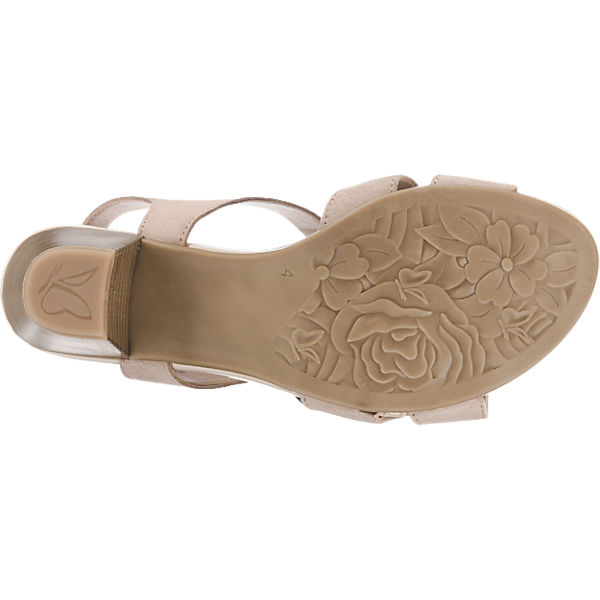 CAPRICE CAPRICE Sandaletten beige