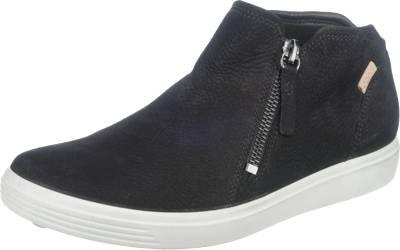 ecco, Ecco Soft 7 Ankle Boots, schwarz
