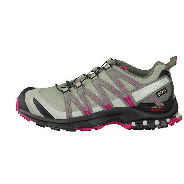 Salomon, XA Pro 3D GTX®, grau-kombi  Gute Qualität beliebte Schuhe
