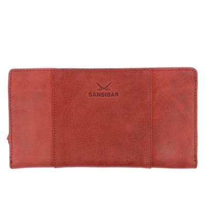 Levante Geldbörse Leder 19 cm. Sansibar