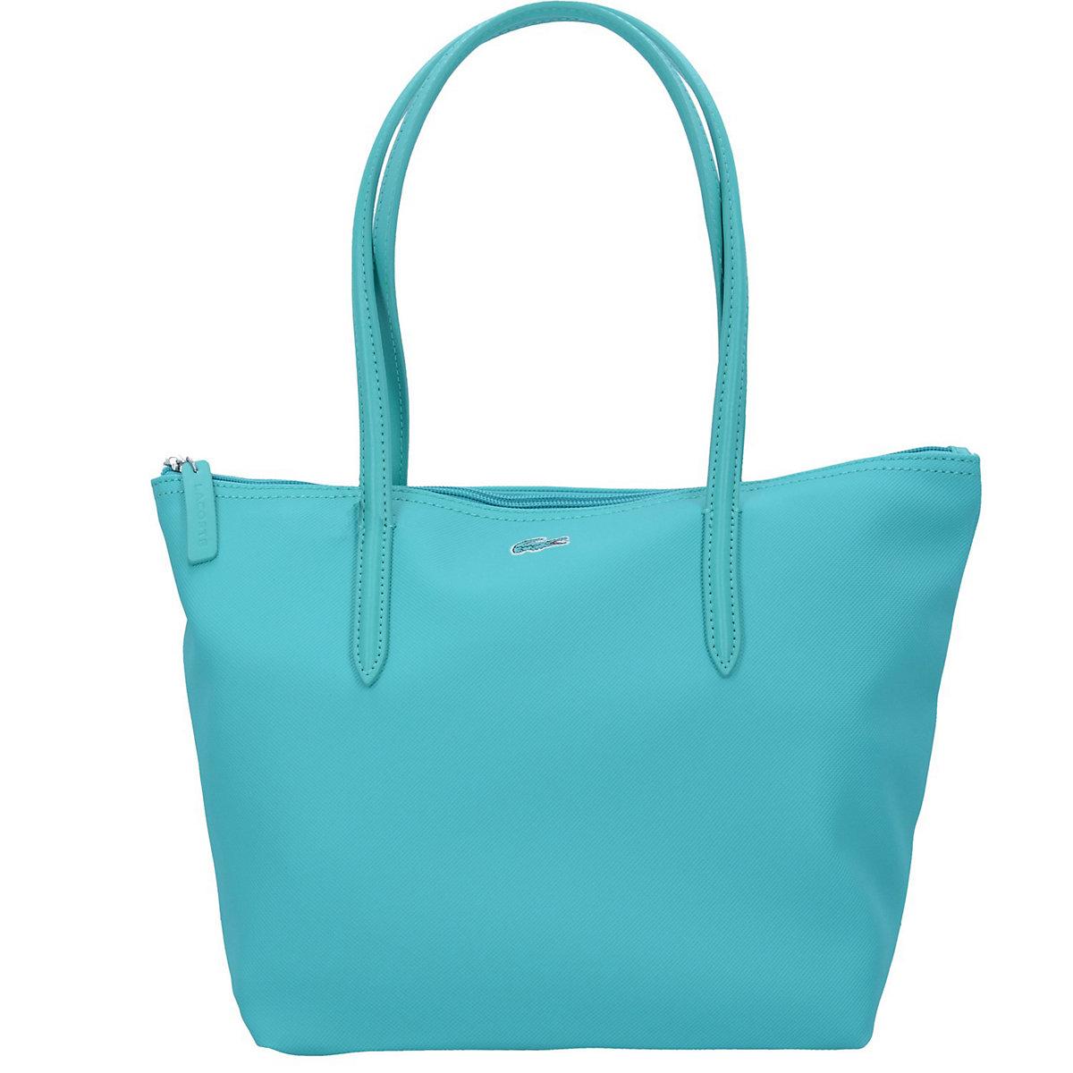 lacoste sac femme l1212 concept schultertasche 24 cm t rkis mirapodo. Black Bedroom Furniture Sets. Home Design Ideas