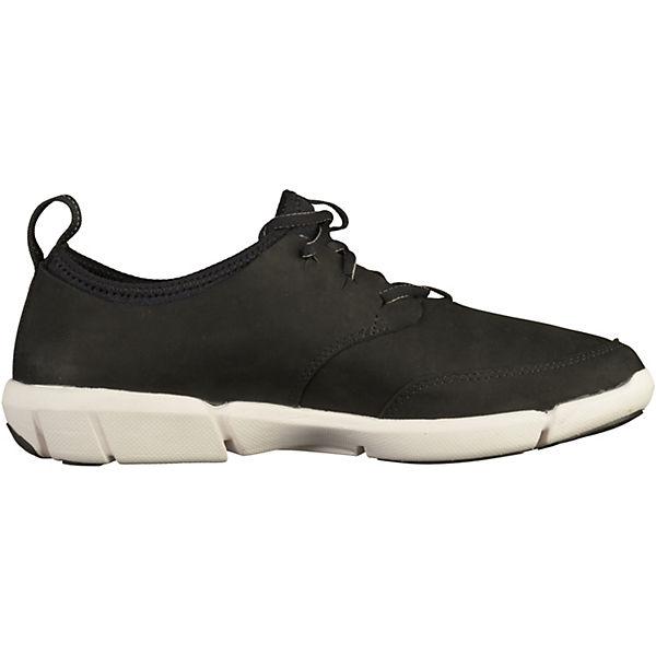Clarks Clarks Sneakers schwarz