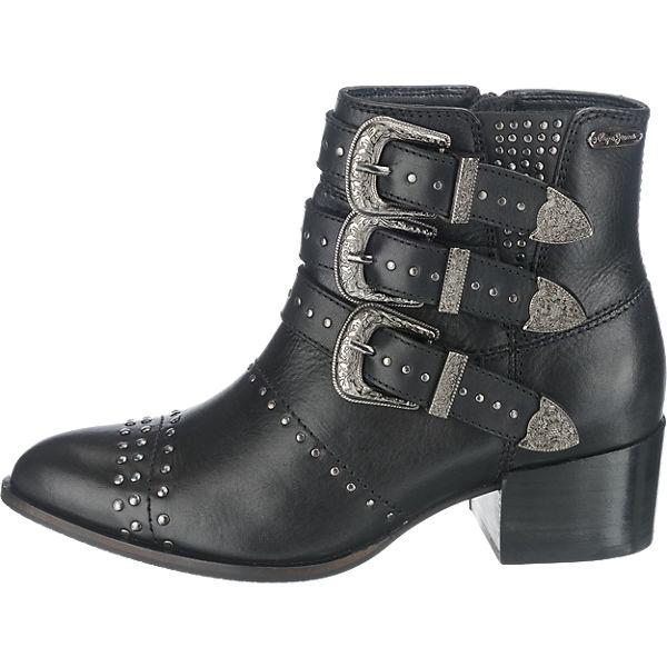 Pepe Jeans Pepe Jeans Waterloo Rock Stiefeletten schwarz  Gute Qualität beliebte Schuhe