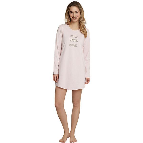 SCHIESSER rosa SCHIESSER rosa Nachthemd SCHIESSER Nachthemd Nachthemd rosa frq5f
