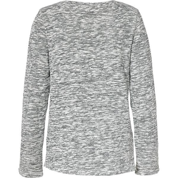 Sweatshirt s s Oliver Oliver grau Sweatshirt qWg6FIwCP