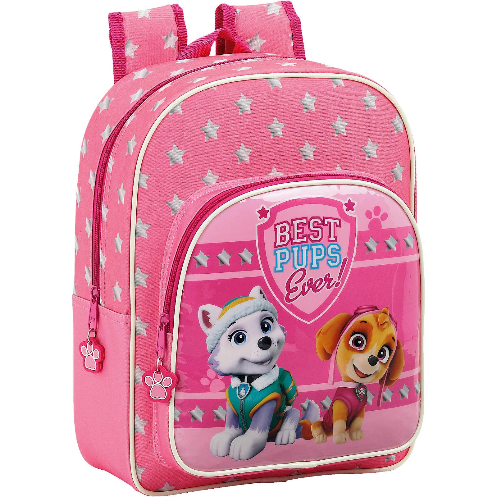 safta Kinderrucksack PAW Patrol Girl rosa Mädchen