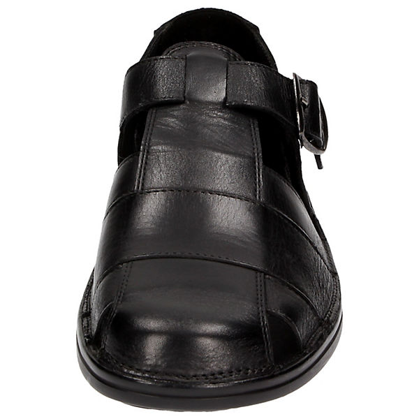 Sioux Sioux Gabun Sandalen schwarz  Gute Qualität beliebte Schuhe