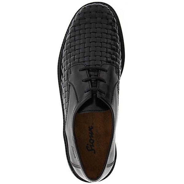 Sioux Sioux Markus Freizeit Schuhe schwarz