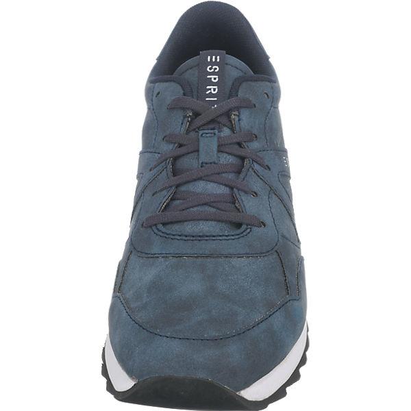 ESPRIT ESPRIT Astro Sneakers blau