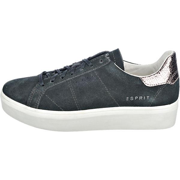 ESPRIT ESPRIT Elda Sneakers anthrazit