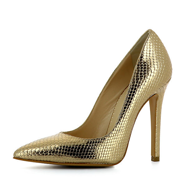 Evita Shoes Evita Shoes Pumps gold