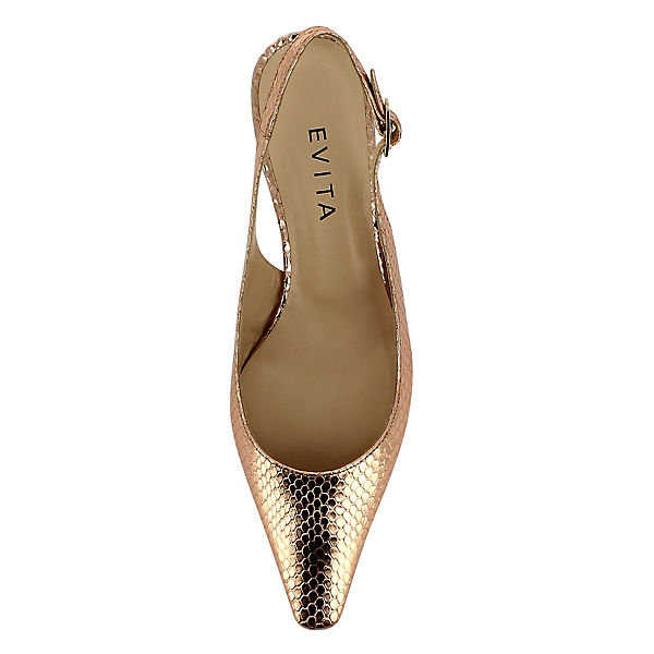 Evita Shoes Evita Pumps kupfer Shoes FxngZO