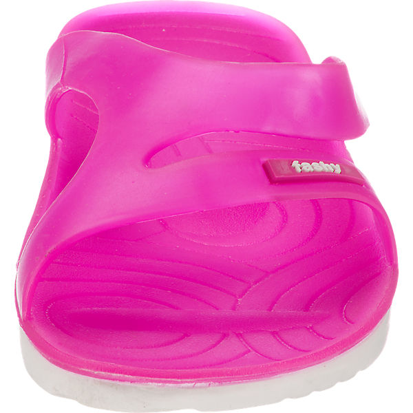 fashy fashy Rimini Pantoletten pink
