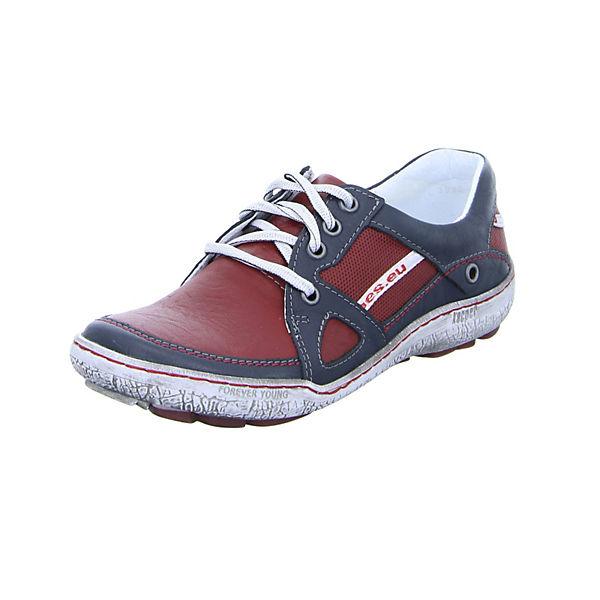 Kacper Kacper Sneakers rot-kombi