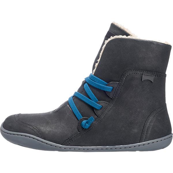 CAMPER, Camper Stiefeletten, schwarz  Gute Qualität beliebte Schuhe