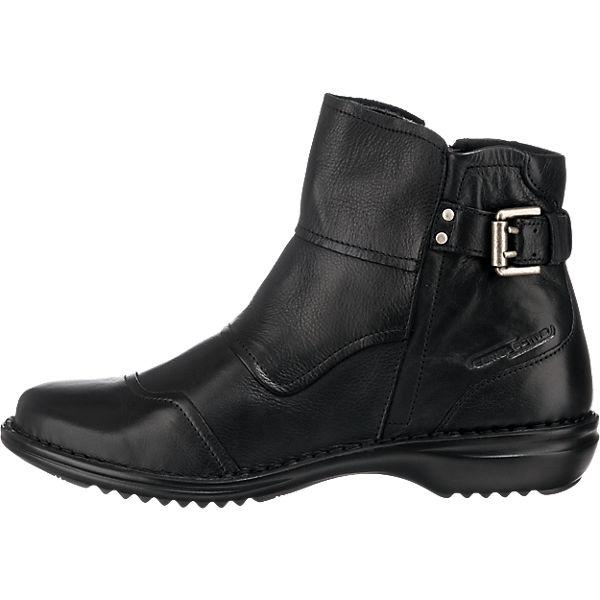 camel active camel active Niagara 74 Stiefeletten schwarz  Gute Qualität beliebte Schuhe