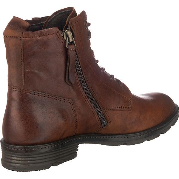 camel active Aged 70 Schnürstiefeletten braun    Gute Qualität beliebte Schuhe bc0456
