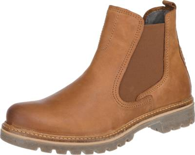 camel active, Canberra Chelsea Boots, braun