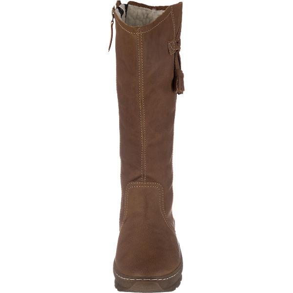 camel active camel active Beauty 73 Stiefel beliebte dunkelbraun  Gute Qualität beliebte Stiefel Schuhe 966889