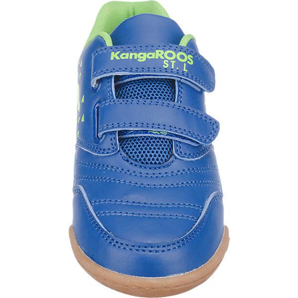 KangaROOS Sportschuhe VANDER COURT V II für Jungen blau