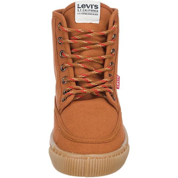 Levi's®, Levi's®  Petaluma Stiefeletten, braun   Levi's® 50a032