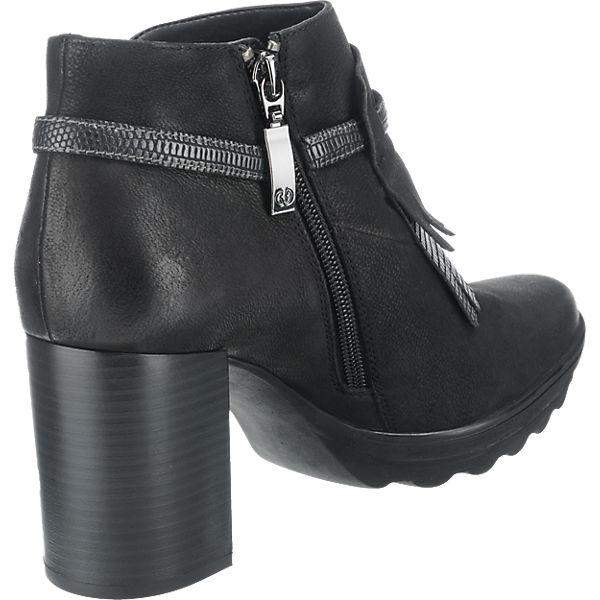 Gerry Weber, Gerry Qualität Weber Vando Stiefeletten, schwarz-kombi  Gute Qualität Gerry beliebte Schuhe 2f5d95
