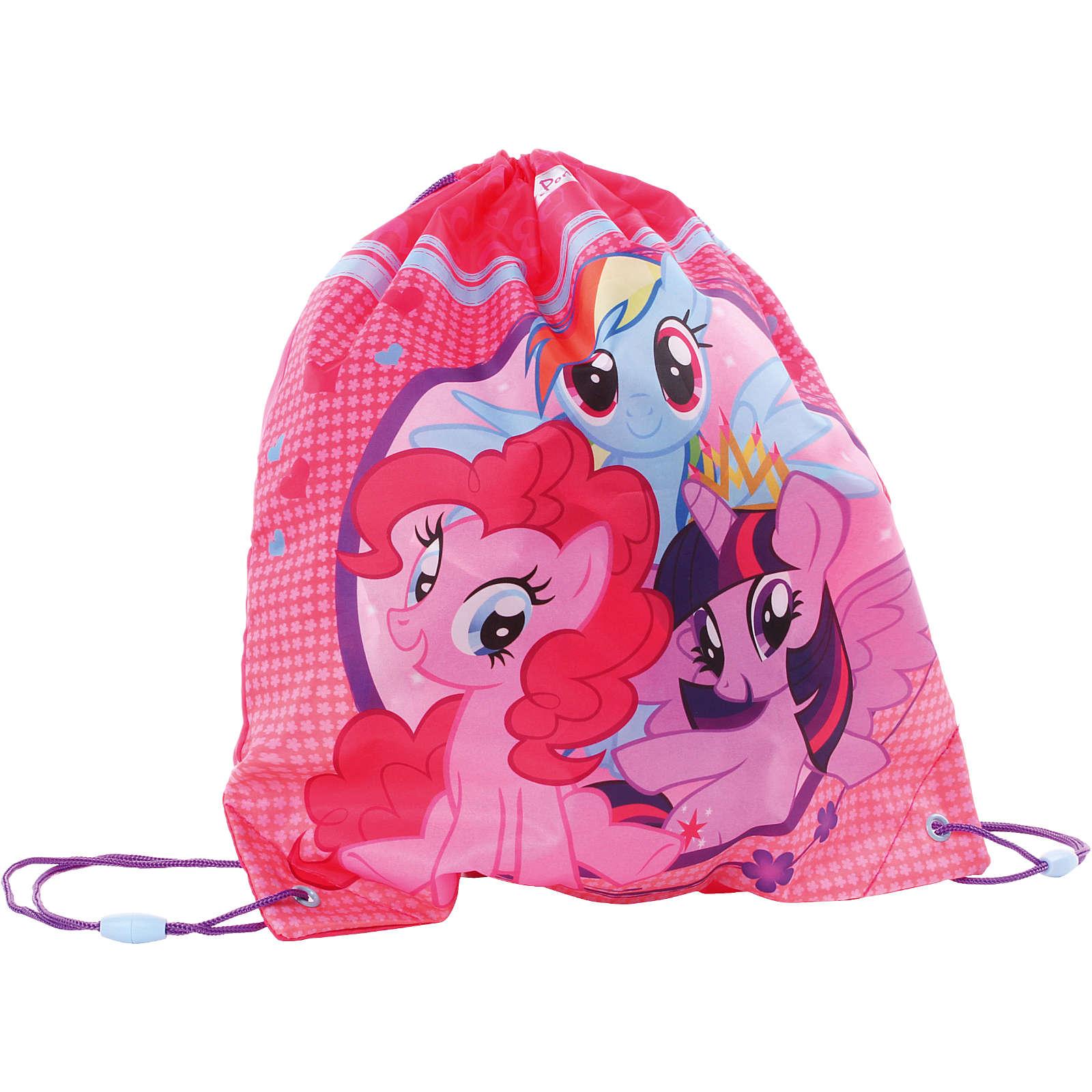Sportbeutel My Little Pony rosa Mädchen