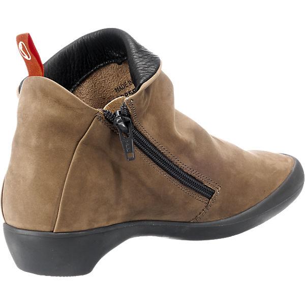 softinos softinos Farah Qualität Stiefeletten braun  Gute Qualität Farah beliebte Schuhe 464cce