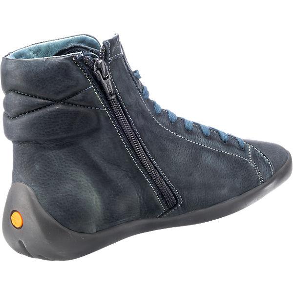 softinos softinos Gute Nita Stiefeletten petrol  Gute softinos Qualität beliebte Schuhe 2f3d2b