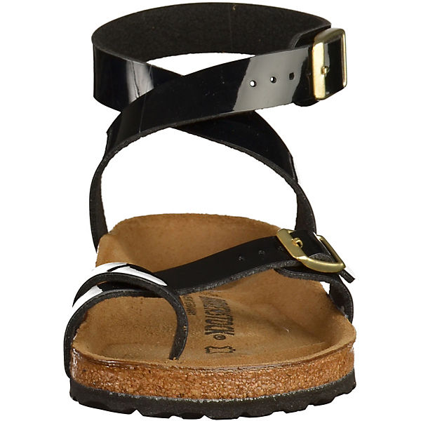 BIRKENSTOCK, BIRKENSTOCK Zehentrenner, Qualität schwarz  Gute Qualität Zehentrenner, beliebte Schuhe 693adf