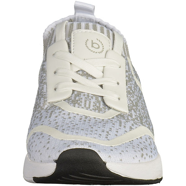 bugatti bugatti Sneakers grau-kombi