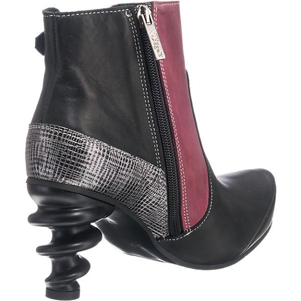 Tiggers® Tiggers® Drea Stiefeletten schwarz-kombi    Gute Qualität beliebte Schuhe e43a40