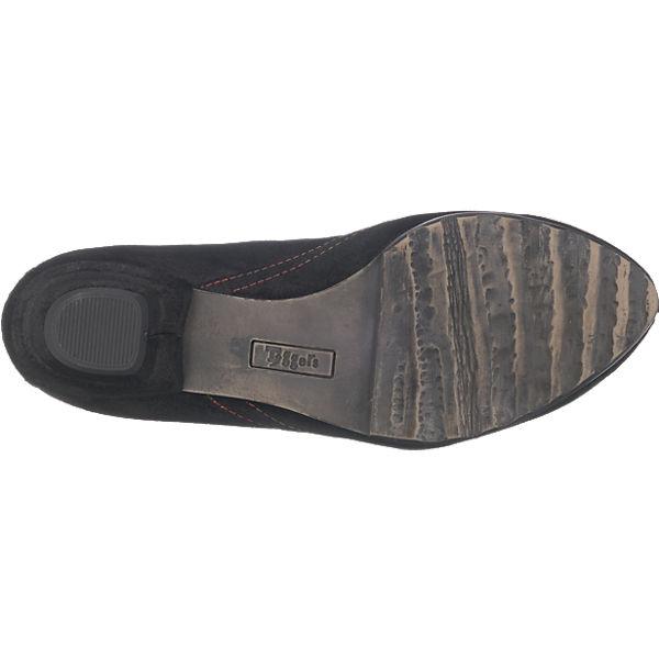 Tiggers® Tiggers® Stiefeletten Lore Stiefeletten Lore Tiggers® Tiggers® schwarz schwarz qvwxzEz05