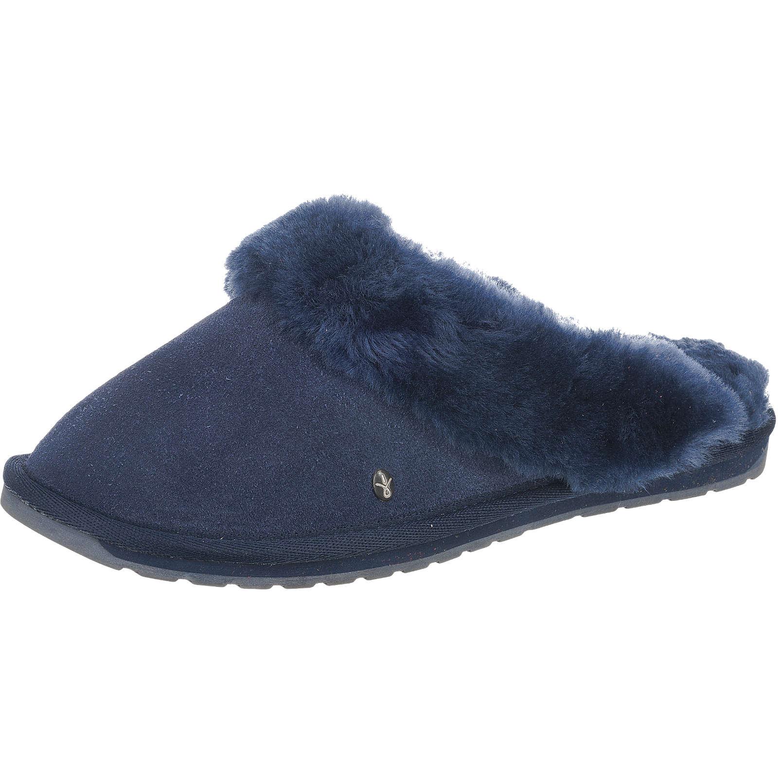 EMU Australia Jolie Hausschuhe dunkelblau Damen Gr. 40/41 jetztbilligerkaufen