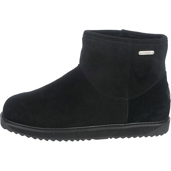 EMU  Australia, Paterson Classic Mini Winterstiefel, schwarz  EMU Gute Qualität beliebte Schuhe ee51f2