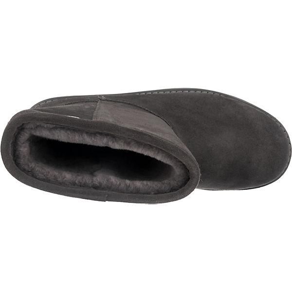 EMU Australia, EMU EMU Australia, Australia Paterson Classic Lo Stiefeletten, dunkelgrau  Gute Qualität beliebte Schuhe 3aaeb7