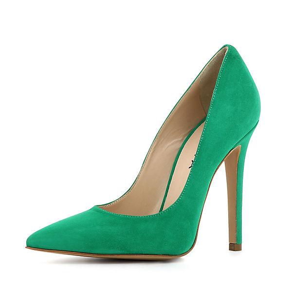 Shoes Evita Shoes Evita Pumps grün qAZAvx