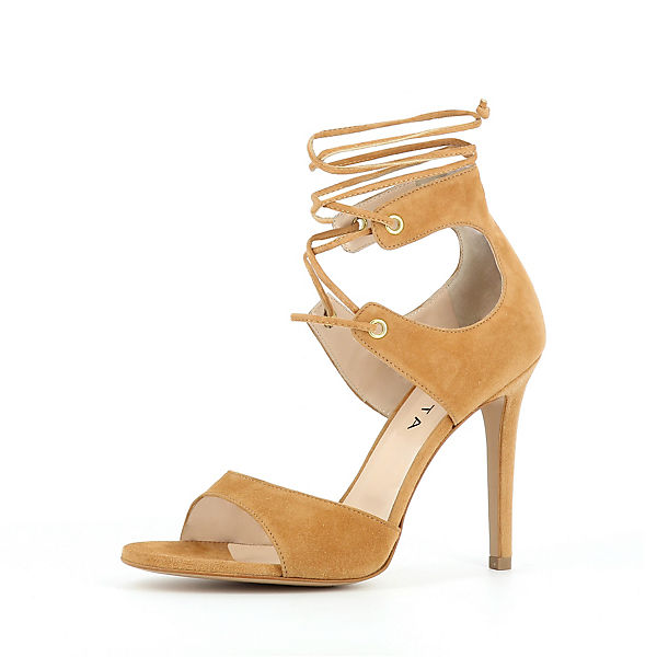 Evita Schuhes, Evita Schuhes Sandaletten, cognac    Gute Qualität beliebte Schuhe 064c30