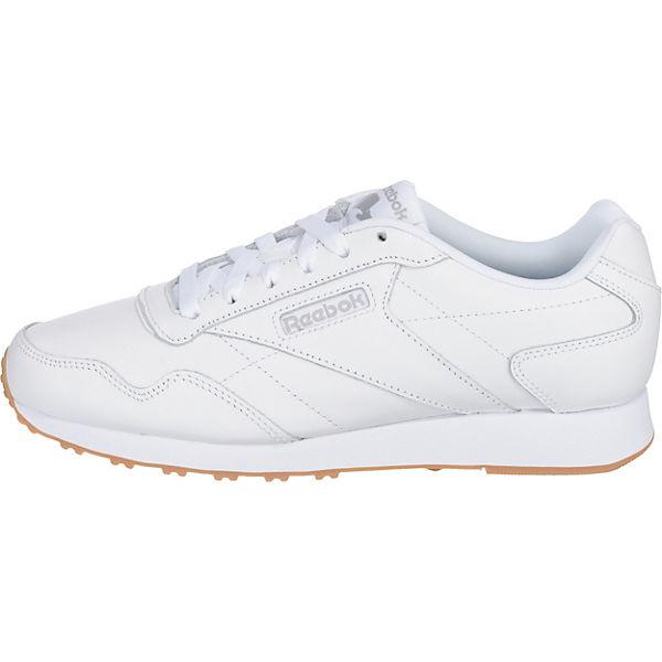 weiß Reebok Royal Glide Lx Sneakers Low wXOavw