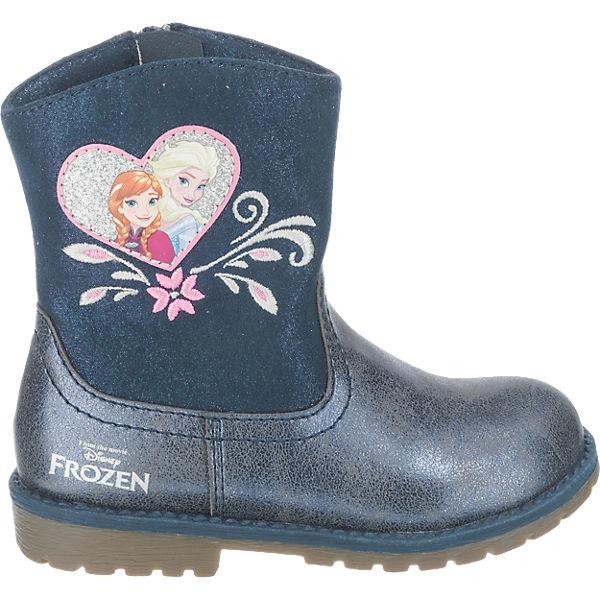 Disney Die Eiskönigin Stiefel für Mädchen dunkelblau