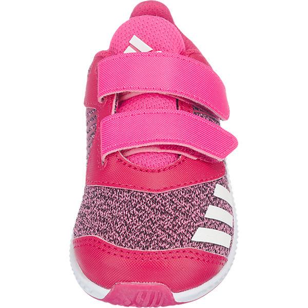 adidas Performance Baby Sneakers FortaRun CF I für Mädchen pink