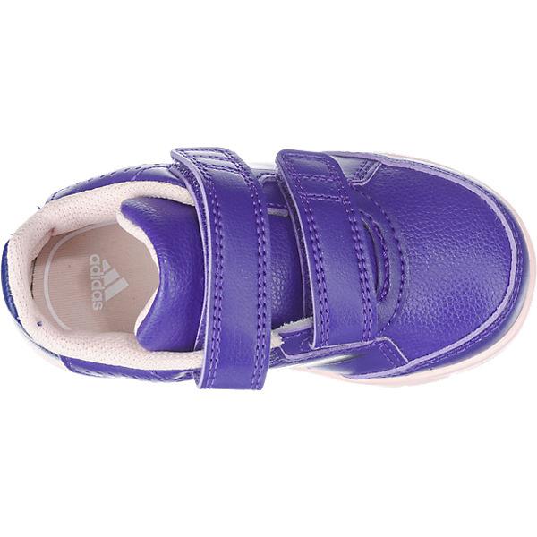 adidas Performance Baby Sneakers AltaSport CF I für Jungen lila