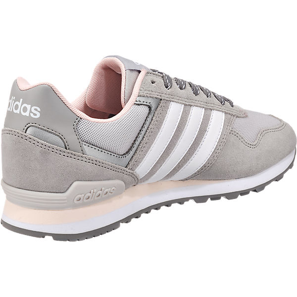 online for sale buy cheap store adidas Sport Inspired, adidas NEO 10K Sneakers, grau | mirapodo