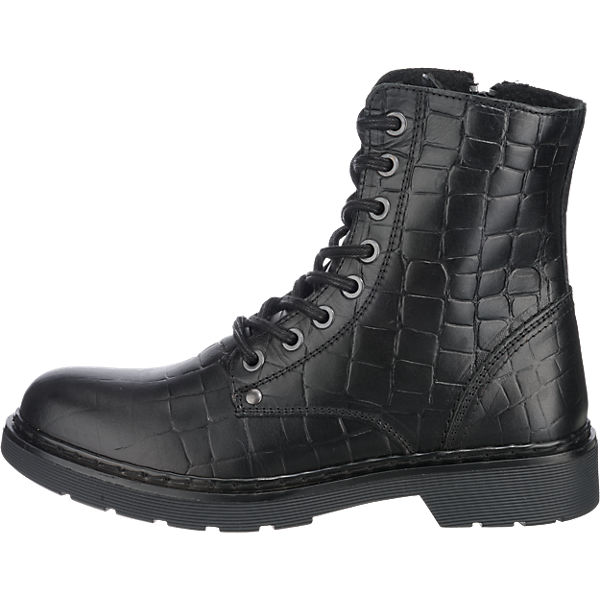 BULLBOXER, BULLBOXER Stiefeletten, schwarz Schuhe  Gute Qualität beliebte Schuhe schwarz a8bc1b