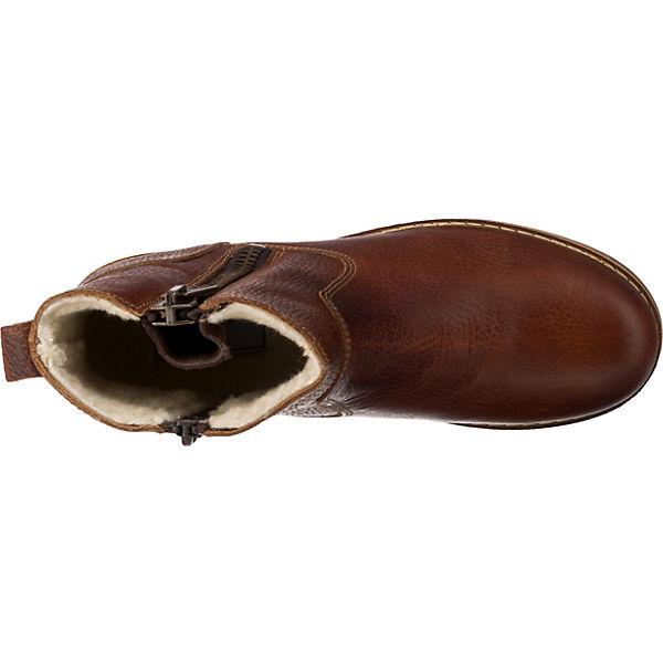 BULLBOXER,  Winterstiefeletten, cognac  BULLBOXER, Gute Qualität beliebte Schuhe 501ace
