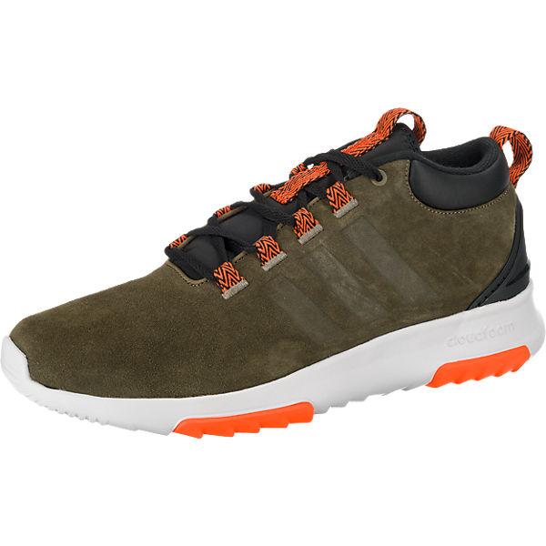 0d71f92a1b9e adidas Sport Inspired, adidas NEO Cf Racer Mid Wtr Sneakers, grün   mirapodo