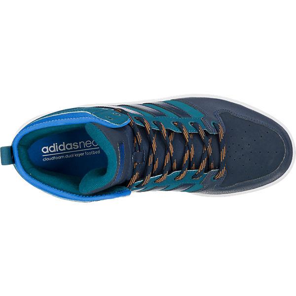 adidas NEO adidas NEO Cf Hoops Mid Wtr Sneakers dunkelblau