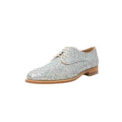 Business Schuhe in silber günstig kaufen   mirapodo 7545da578d