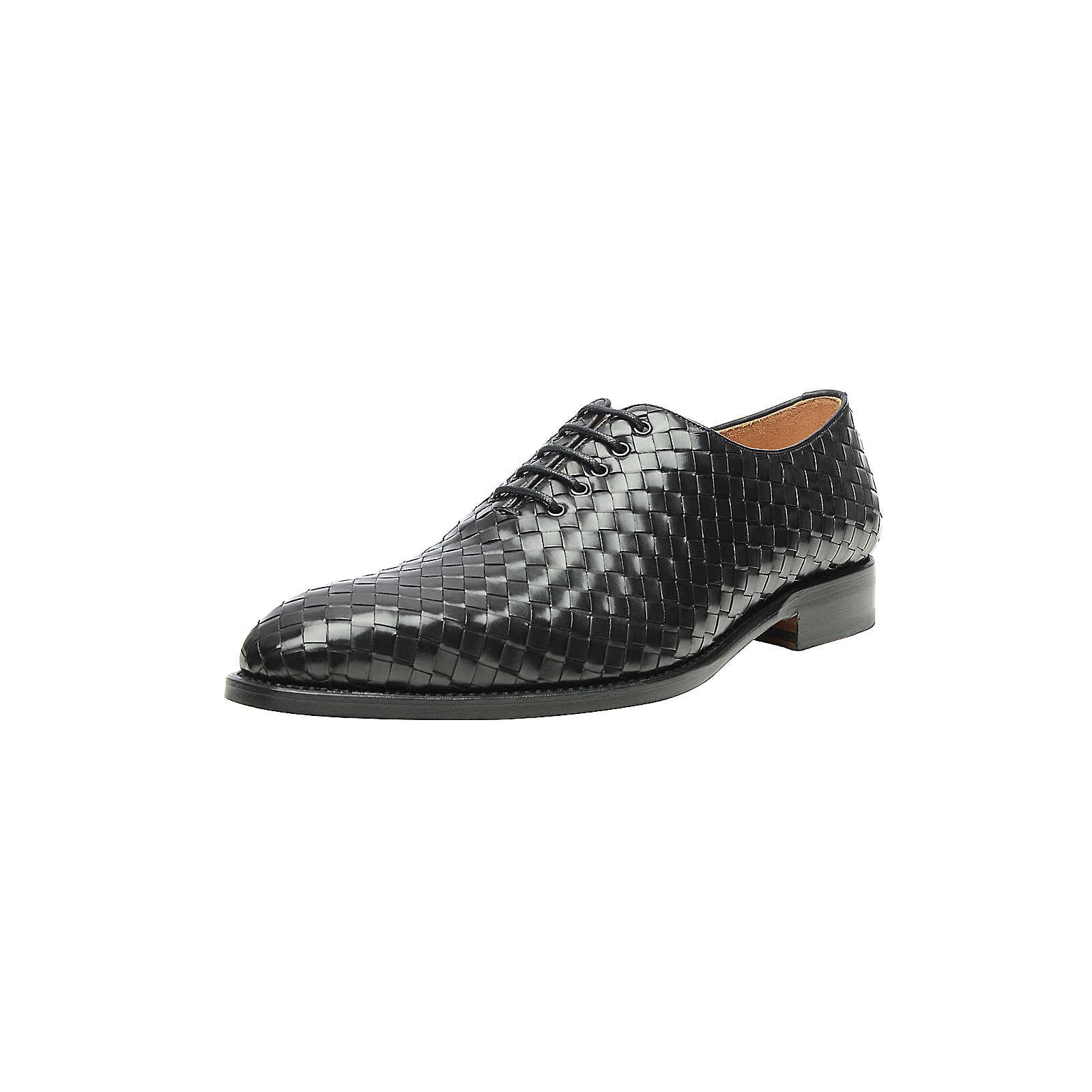 SHOEPASSION No. 360 Business Schuhe schwarz Herren Gr. 44 2/3