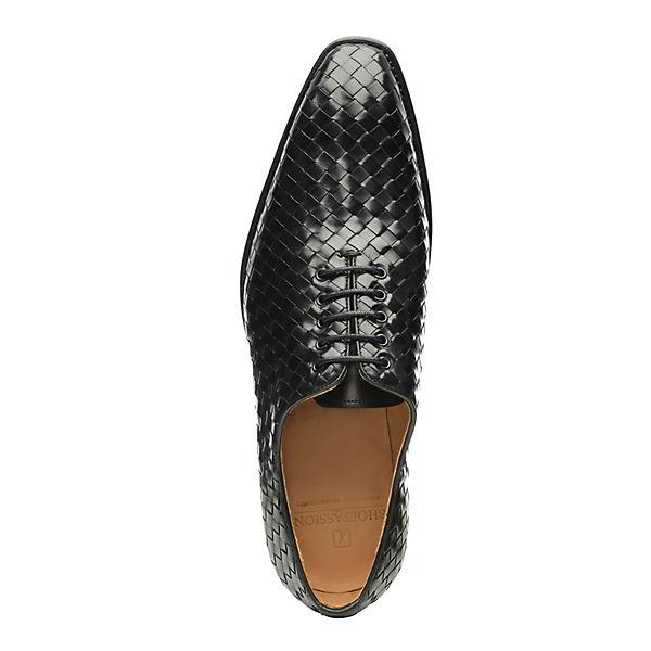 SHOEPASSION, SHOEPASSION No. Qualität 360 Business Schuhe, schwarz  Gute Qualität No. beliebte Schuhe 287f20